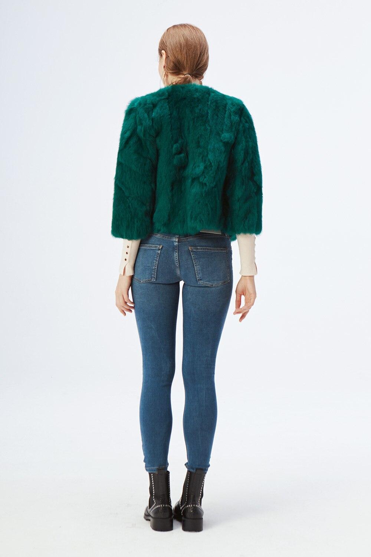 Haaee23bf3cbb47ecbde399324a3f5200T ETHEL ANDERSON 100% Real Rabbit Fur Women's Real Rabbit Fur Coat/Jacket Outwear Beauty Purple Color XXXL Size Coat