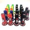 Рукоятка Pro taper для мотоцикла, высокое качество, Protaper, Dirt Pit Bike, для мотокросса, 7/8 дюймов, руль, резиновый гель, рукоятки, Тормозные ручки - фото