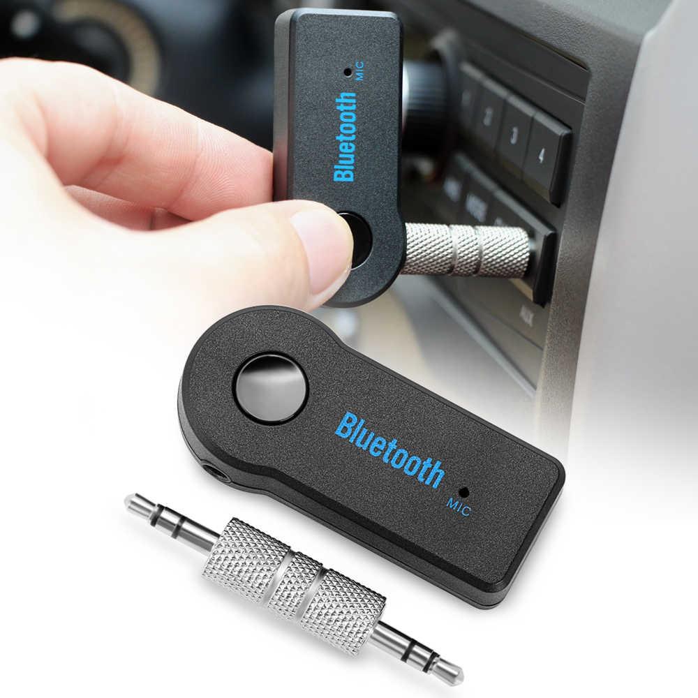 Âm Thanh Nổi 3.5 Bluetooth Không Dây Thu Phát Adapter Dành Cho Xe Hơi Âm Nhạc Âm Thanh Aux A2dp Cho Tai Nghe Reciever Jack Cắm Điện Thoại Rảnh Tay