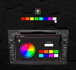 Image 4 - Eunavi 2 Din Android 10 Car dvd stereo radio Player For Opel Astra Vectra Antara Zafira Corsa GPS Multimedia in dash CD 7 IPS