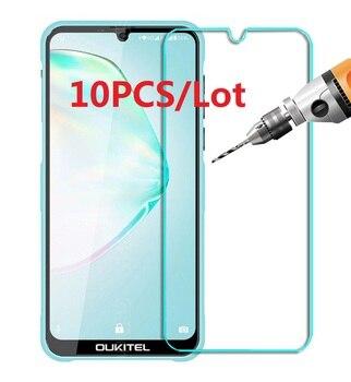 Перейти на Алиэкспресс и купить Закаленное стекло 2.5D Премиум Защитная пленка для экрана для OUKITEL C17 c16 c15 C12 C13 U23 C11 K13 K9 K12 Y1000 Pro