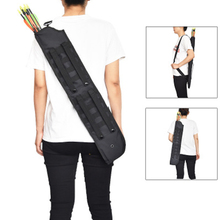 Waterproof Adjustable Portable Outdoor Hunting Arrow Storage Pot Bow Quiver Archery Holder Bag Outdoor Hunting Equipment