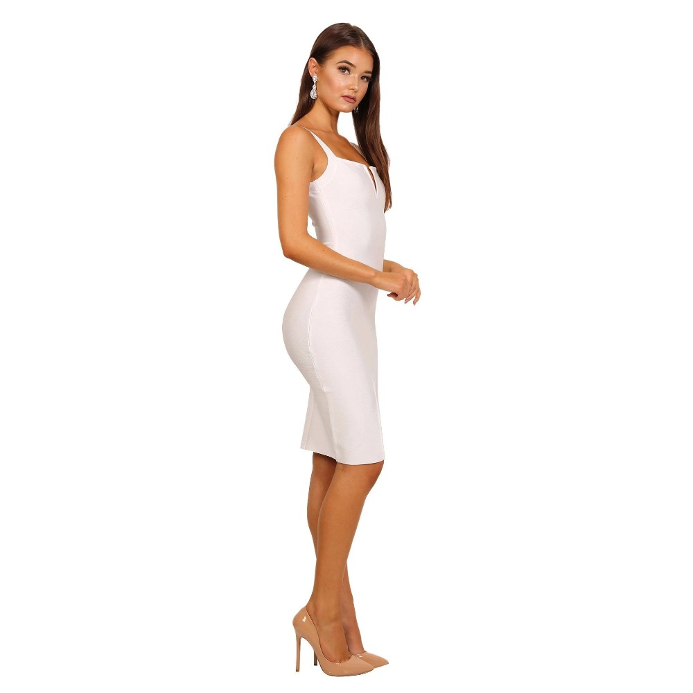 women bandage dress-395