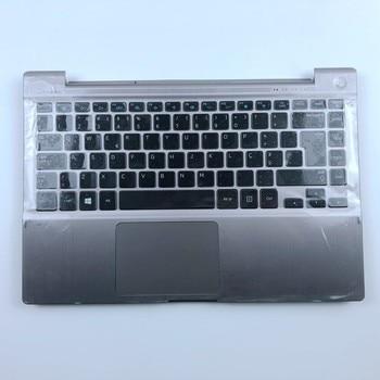 Portuguese Italian Germany Brazil Palmrest Laptop Keyboard For Samsung NP700Z3C NP700Z4A NP700Z3A-S01 S02 S03 S05 S06 Backlit аккумулятор для ноутбука anybatt для samsung rc510 s03 rc720 s01 rv515 s01 rv515 s07 rv520 a01 r730 jb02 rc510 s05 rf510 s02 rv408 a01 rv511 s0a rc530 s08 rv440 rv508 a02 rv509 a01 rv510 a02 rv511 s04 rv511 s05
