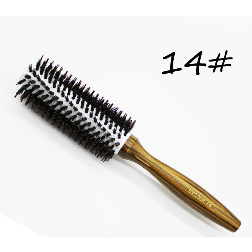 Retro Style Wide Tooth Comb Oil Head Comb Hair Mens Comb
