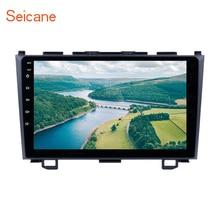 все цены на Seicane 9 inch Android 8.1/9.0 car radio head unit multimedia tape recorder for 2006-2011 Honda CRV GPS Navigation Player онлайн