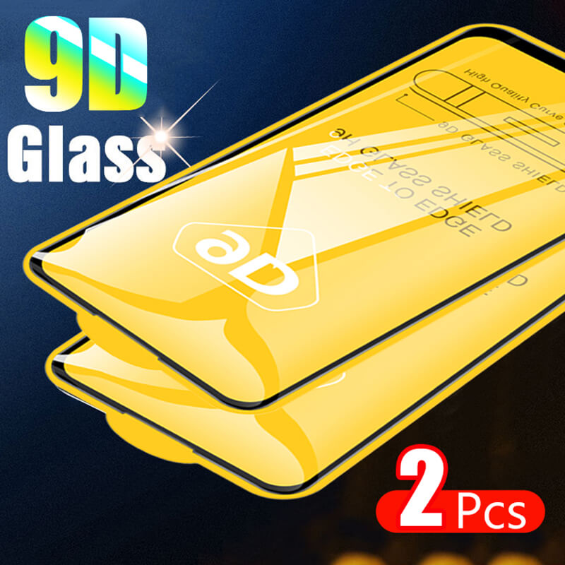 2Pcs 9D Full Cover For Samsung Galaxy M31s Protective Glass on the Samsun Galaxi M 31s M31 s M 31 s SM-M317F/DS Screen Protector
