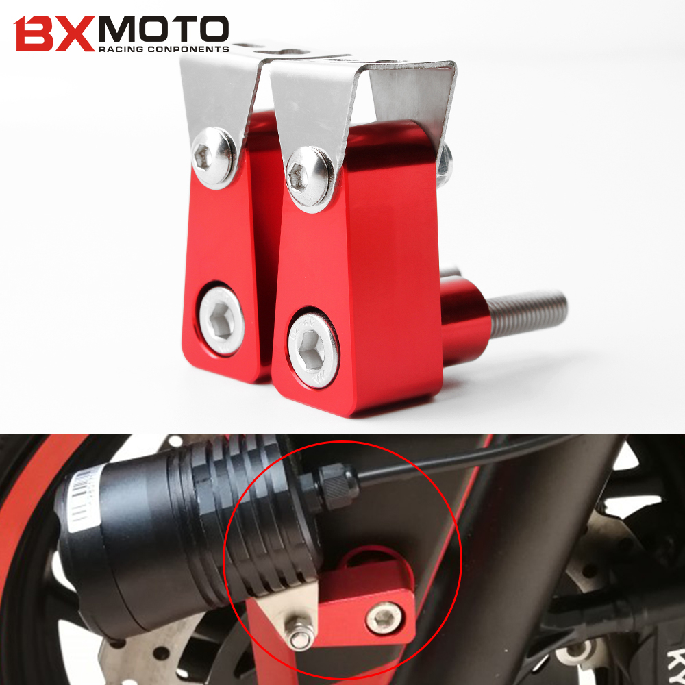 For <font><b>Yamaha</b></font> YZF R125 R15 R25 R3 R6 R1 MT01 MT03 <font><b>MT25</b></font> MT07 MT09 MT10 FZ1/N FZ6N motorcycle fog light light bracket head light image