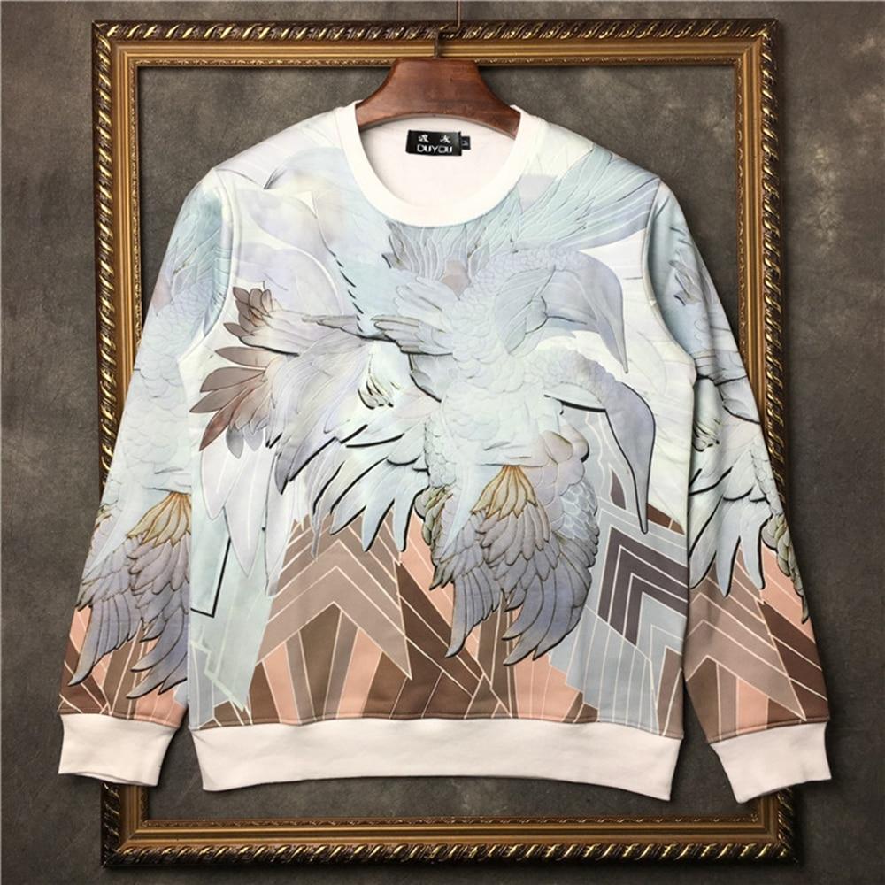 DUYOU Men Luxury Designer Fleece Hooded Sweatshirts Hip Hop Casual Hoodies Streetwear Fashion Women Hoodie DY5362