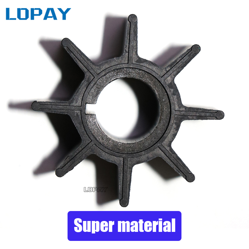 Water Pump Impeller 334-65021-0 For Nissan / Tohatsu 15HP 18HP 20HP Outboard Motor