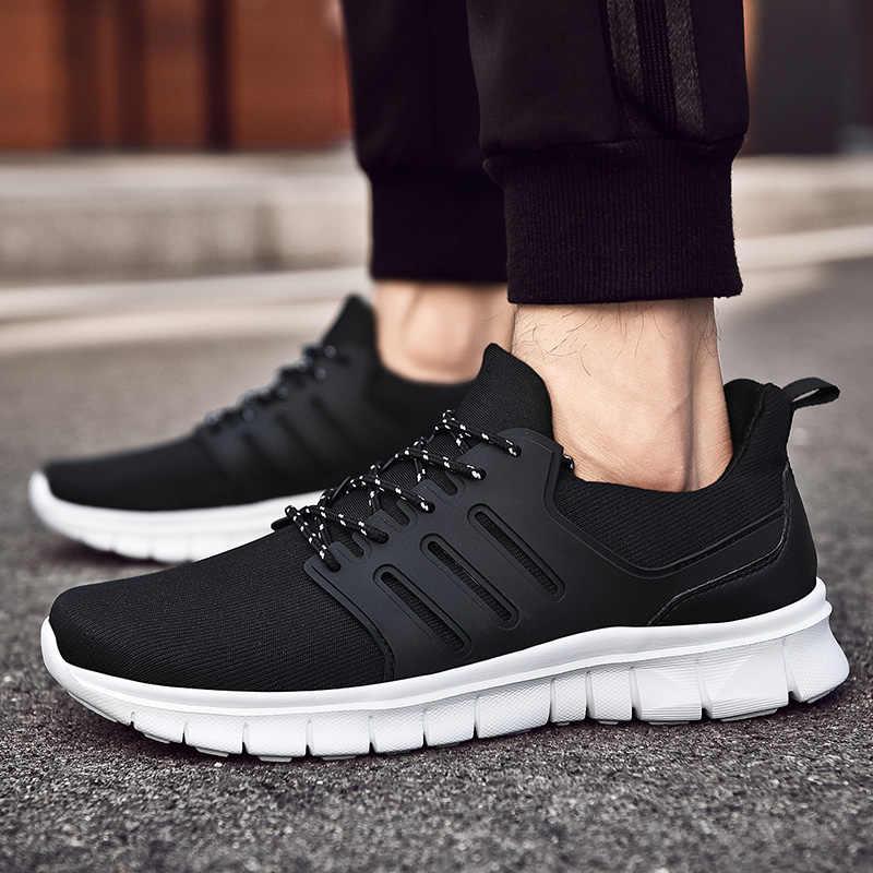 Sapatos masculinos moda respirável sapatos casuais marca jovens lazer chaussures tênis masculinos verão zapatillas deportivas hombre