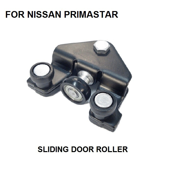 OE# 7700312012 SLIDING DOOR ROLLER FOR NISSAN PRIMASTAR 01-10 LOWER LEFT OR RIGHT SIDE NEW