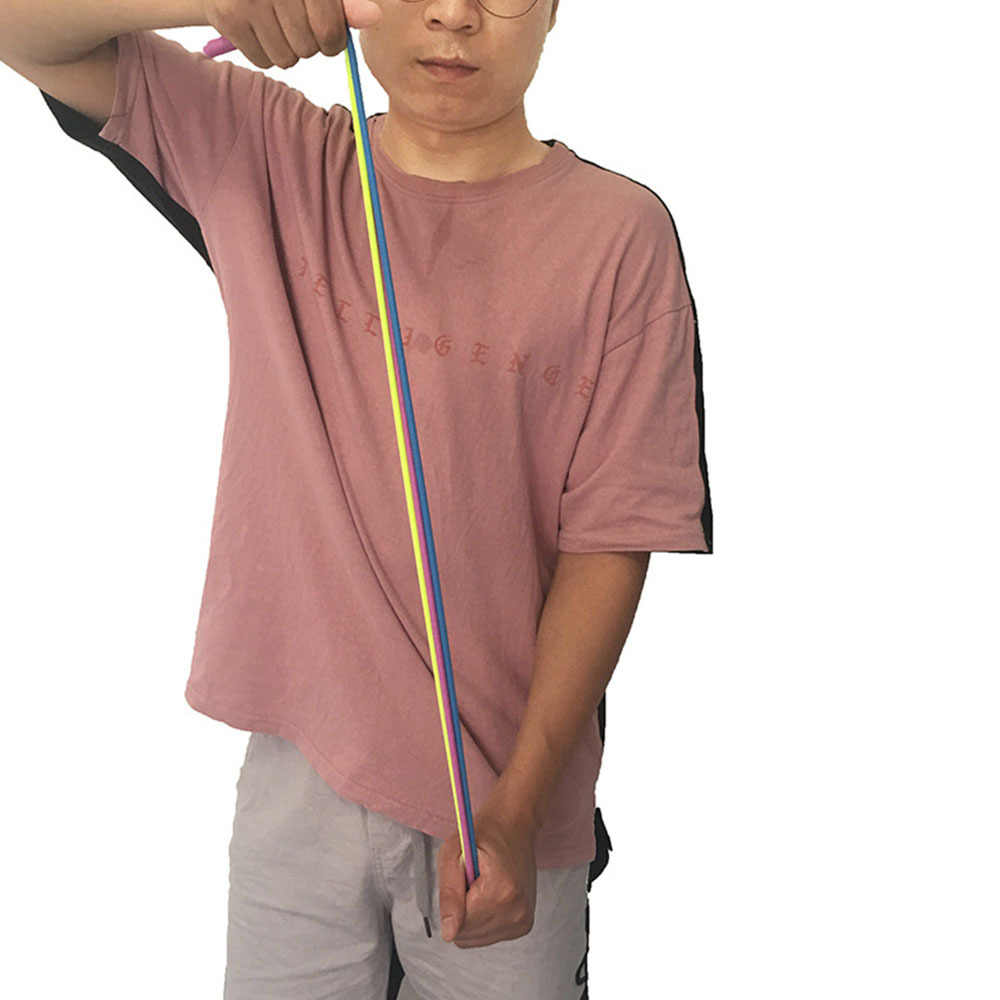 Elastic Rope Toy Hand Stretchy Noodles Rope Anti Stress Toys String Fidget Autism Vent Toys for Kids ChILdren