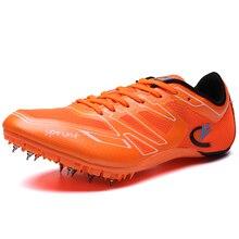 Мужская спортивная обувь для бега с шипами; уличные мужские кроссовки; спортивные Трекинговые кроссовки; цвет синий, зеленый; мужские кроссовки для бега