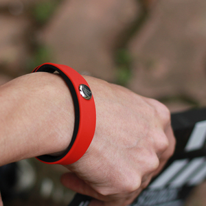 Image 3 - Power Ionics 3000ions Sports Waterproof Titanium Bracelet Wristband Improve Balance Sleeping Slimming