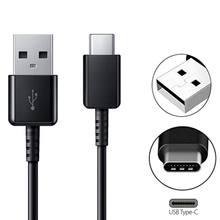 Быстрое Автомобильное настенное зарядное устройство, кабель Type-C, мобильный телефон, кабель для быстрой зарядки и передачи данных для Samsung ...