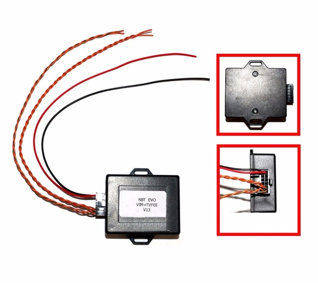 1PC for BMW ALL NBT EVO G11 G12 Activate TV Free VIM Video in Motion Navigation Emulator