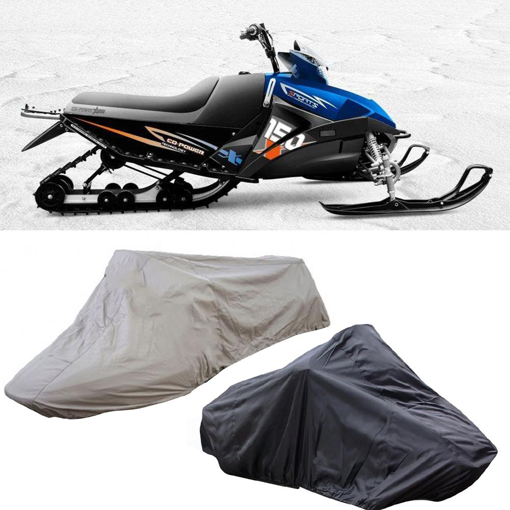 New High-quality Outdoor Skiing Snowmobile Cover Waterproof Windproof Fits Snowmobiles For Snowmobiles 145 Support Wholesale