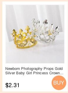 1 комплект новорожденный 1-12 месяцев ребенок фото плакат с зажимом детский душ Золотой Баннер 1 день рождения украшения мультфильм шляпа