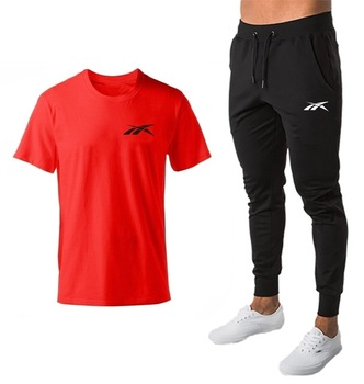 2020 sports suit male quick-drying sportswear loose spring and autumn fitness running summer jogging s