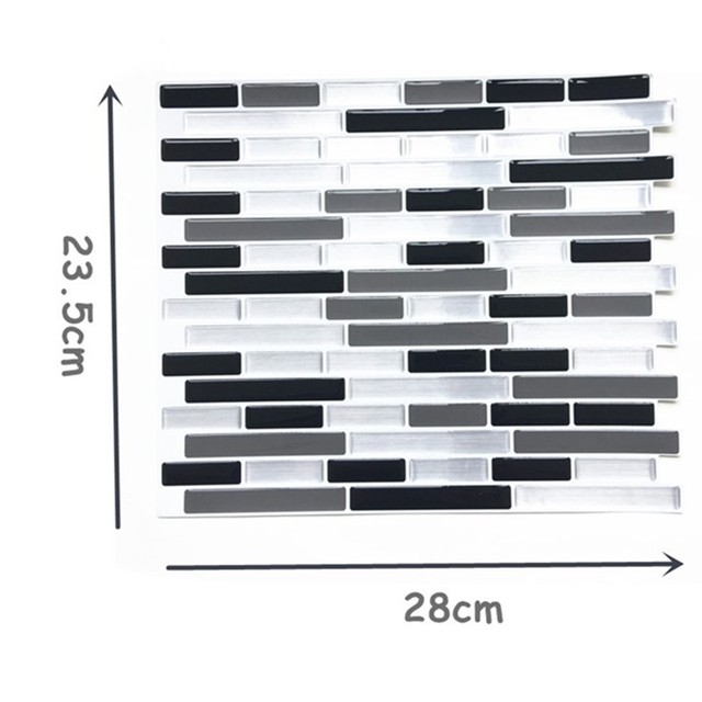 Mosaic Self Adhesive Tile Backsplash 2