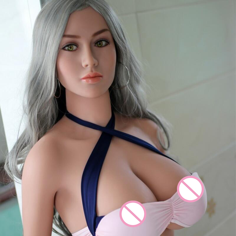 158cm Lifelike Silicone <font><b>Sex</b></font> <font><b>Doll</b></font> with Skeleton Full Size Solid Love <font><b>Dolls</b></font> realistic Vagina <font><b>Ass</b></font> <font><b>big</b></font> <font><b>breast</b></font> Pussy <font><b>Sex</b></font> Toys for men image