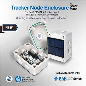 Image 5 - RAK5205 WisTrio לורה Tracker מודול SX1276 LoRaWAN מודם חיישן לוח משולב GPS מודול עם לורה אנטנה נמוך כוח Q159