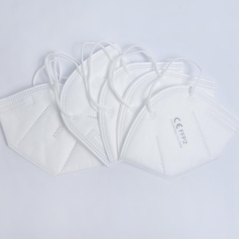 KN95 Face Mask Dust Mouth Masks ffp2 KN95 Mask PM2.5 Protective Filter Respirator Reusable mask 3