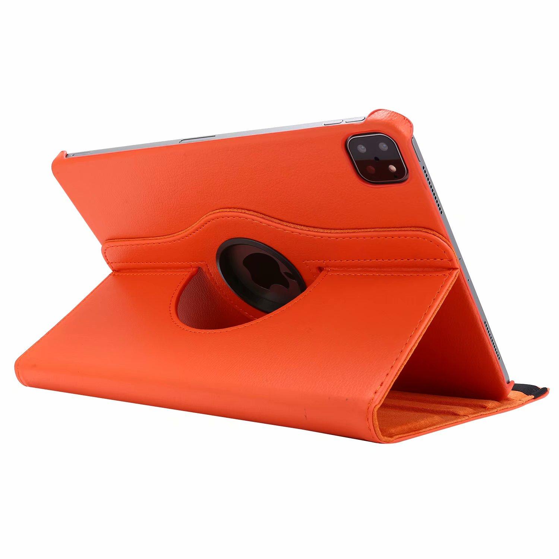 Orange Orange Case for iPad Pro 11 Cover 2021 2020 2018 A2228 A2068 A2230 A2013 A1934 A1980 360