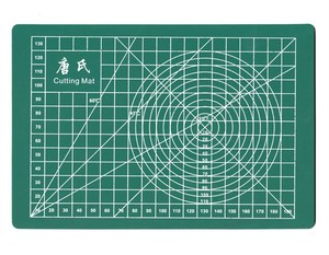 A5 PVC double-sided advanced self repairing cutting and carving base plate paper cutting desktop base plate school stationery