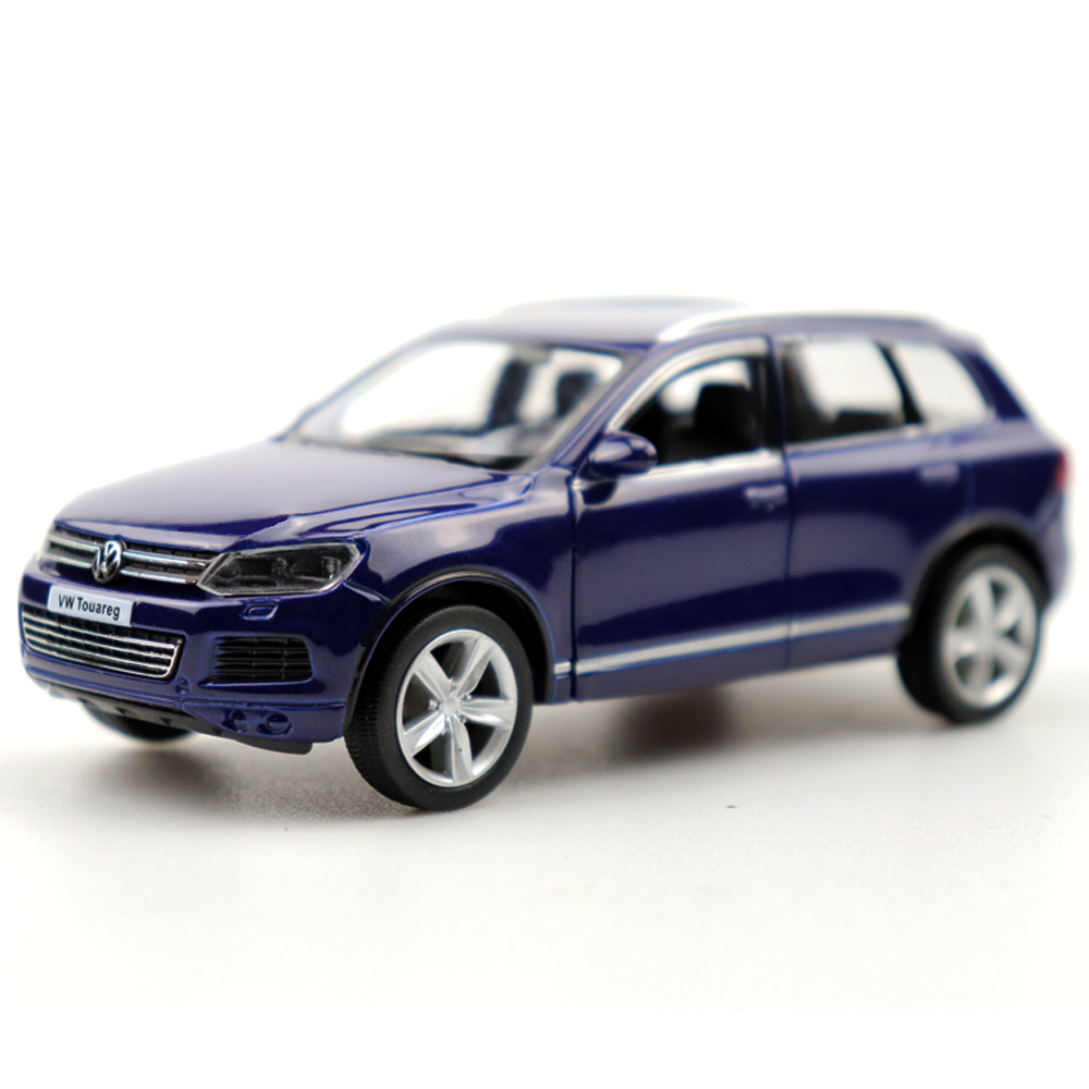 1/36 VW Tiguan Touareg SUV  Diecast Car Toy Alloy Vehicles Car Model Toys For Children's Kids Toy New Year Gifts