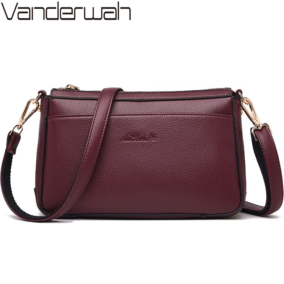 2019 Summer Style Luxury Handbags Women Bags Designer New Leather Ladies Small Shoulder Bags For Women Bolsa Feminina Sac A Main