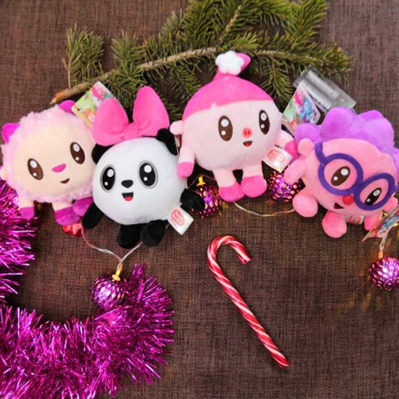 15CM Cute rabbit plush toys Bunny Stuffed &Plush Animal Baby Toys doll baby accompany sleep toy gifts For kids Christmas Gift(China)