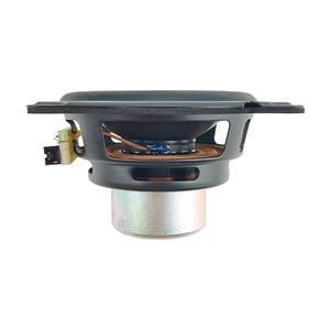 Image 4 - Ghxamp 3 インチ 15 ワットロングストロークウーファーミッドレンジスピーカー低周波ゴムアルミ振動板スピーカー diy オーラ 1 ペア