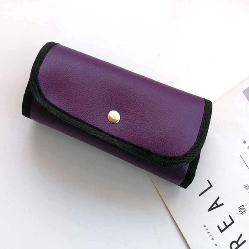 Новая пустая вязаная крючком сумка с крючком набор вязальных игл Органайзер сумка швейные иглы ножницы линейка Швейные аксессуары|Сумки для вещей|   | АлиЭкспресс