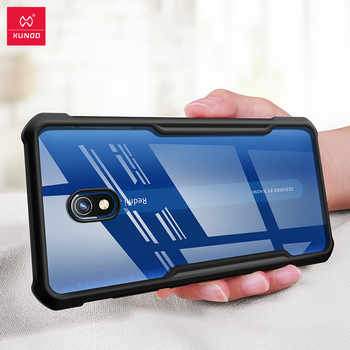 XUNDD Shockproof Phone Case For Redmi 8 Case Transparent Cover Protective Fitted Shell Airbag Bumper Soft  For Redmi 8A Case 1