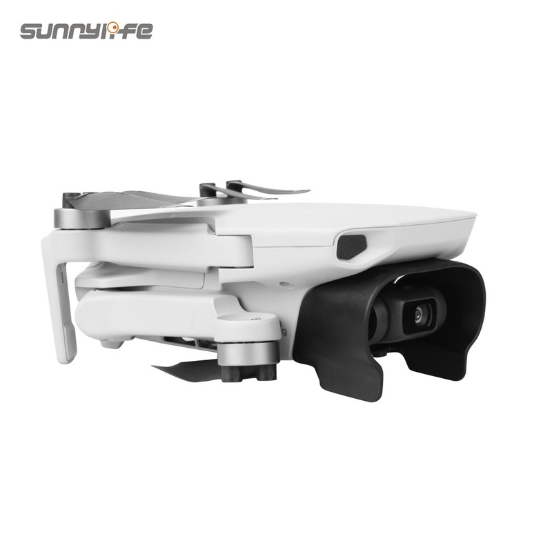For DJI Mavic Mini Drone Lens Hood Cover Gimbal Camera Sunhood Lens Sunshade Protective Case For DJI Mavic Mini Accessories