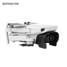 Para dji mavic mini/mini 2 lente sunshade cardan câmera capa de lente capa capa protetora para dji mavic mini acessórios