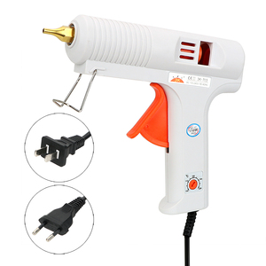 Image 2 - NICEYARD 핫멜트 접착제 총 온도 조절 가열 총구 직경 11mm 일정한 온도 공예 수리 도구