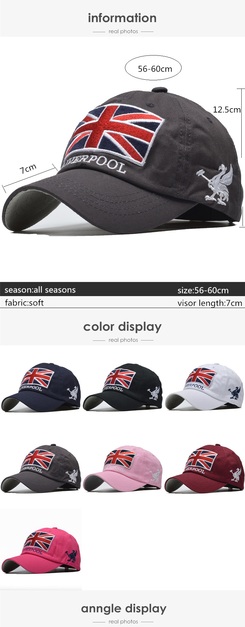 [NORTHWOOD] New Men's Baseball Cap Embroidery Brand Snapback Womens Baseball Hats Cotton Dad Hat Gorra Hombre Trucker Cap