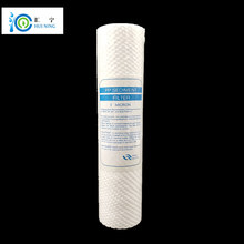 PP Cotton filter Water Filter 10 Inch 1 Micron Sediment for System Reverse Osmosis pp High quality