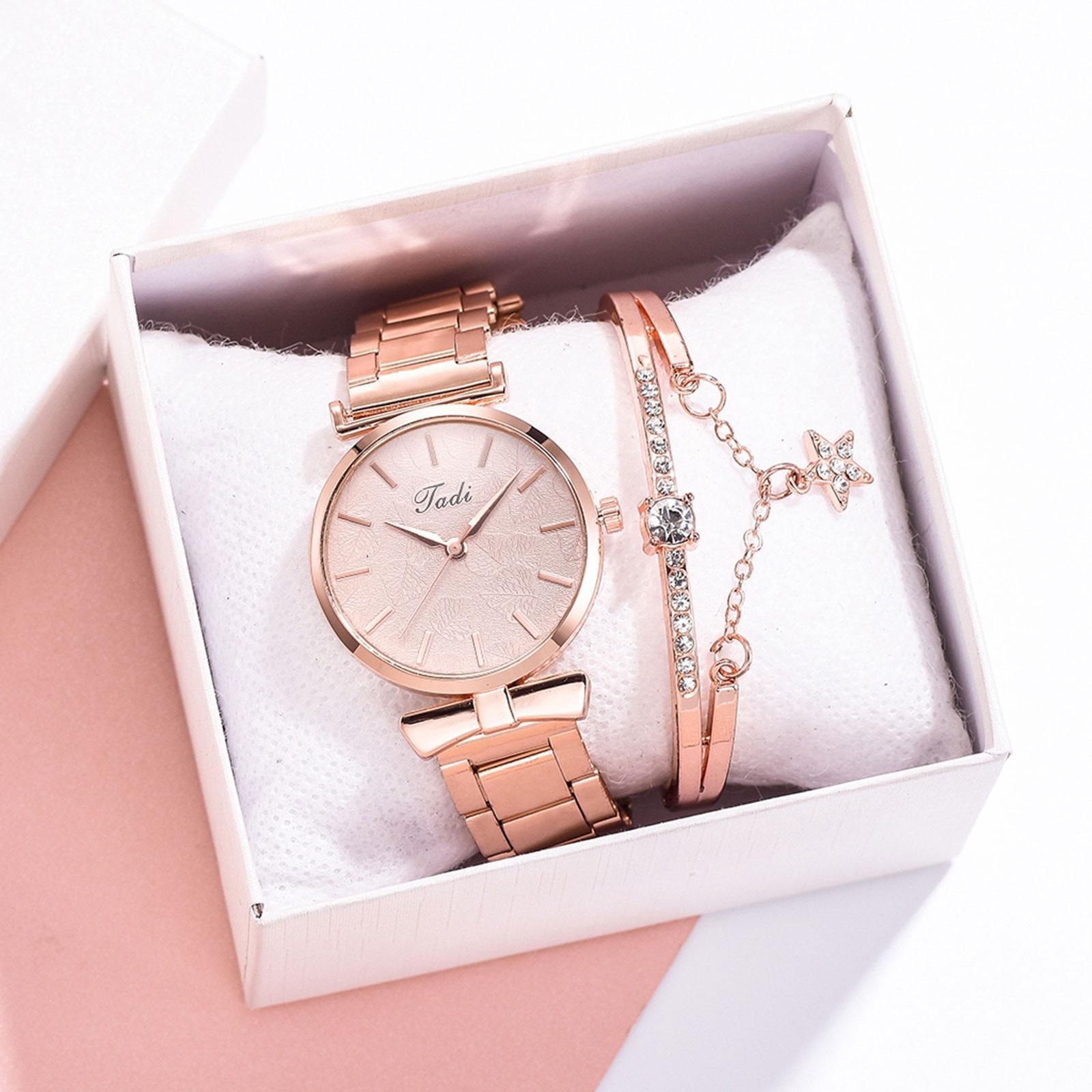 Quartz Wristwatches Women Quartz Analog Wrist Small Watch Luxury Casual Bracelet Watches Montre Femme Relogio Feminino watch