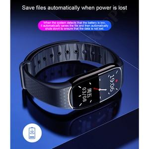 Image 3 - XIXI SPY Voice Dittafono del registratore audio mini audio professionale micro digital attivato braccialetto di vigilanza MP3