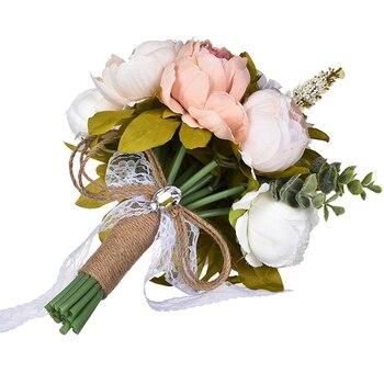 32*27cm Bridal Bouquets New Arrival European Style Bouquest Wedding Flowers