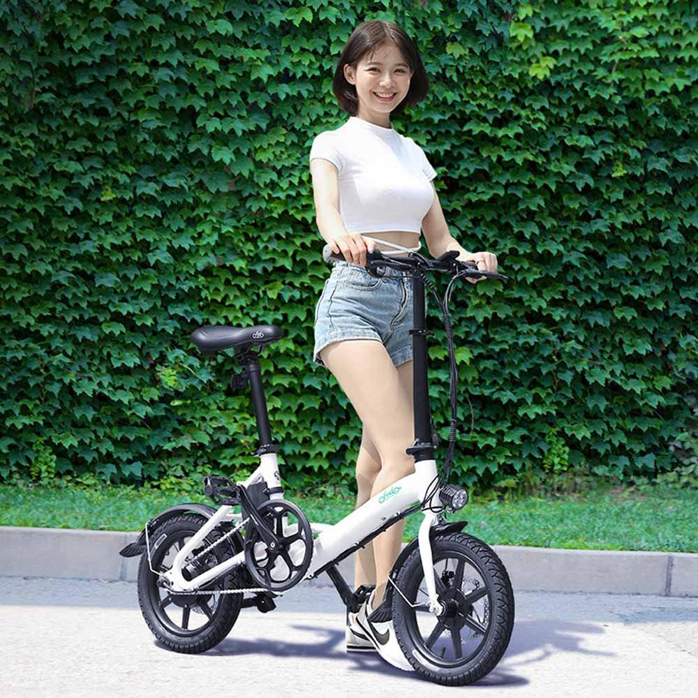 Классический e велосипед складной электровелосипед складная рама, и руль дисплей 7.8ah D3 - 5