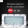 186X100 мм светодиодный светильник 12 Вт 24 В встроенный водонепроницаемый маслонепроницаемый взрывозащищенный станок с ЧПУ промышленный свети...