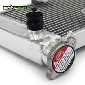 Image 5 - BIKINGBOY Aluminum Engine Water Cooling Cooler Radiator For Honda NC 700 / ABS 2012 2017 NC 750 ABS 2014 2019 19010 MGS J31