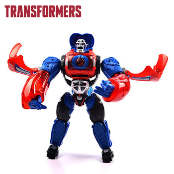 Hasbro Generations Transformers BW Optimus Primal Animal Robot Toy Kingkong Action Figure Model Collections Platinum Edition 2