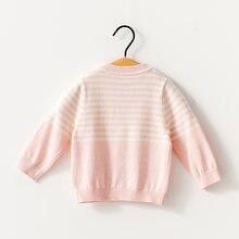 Кардиган осенняя хлопковая куртка детская одежда свитеры для
