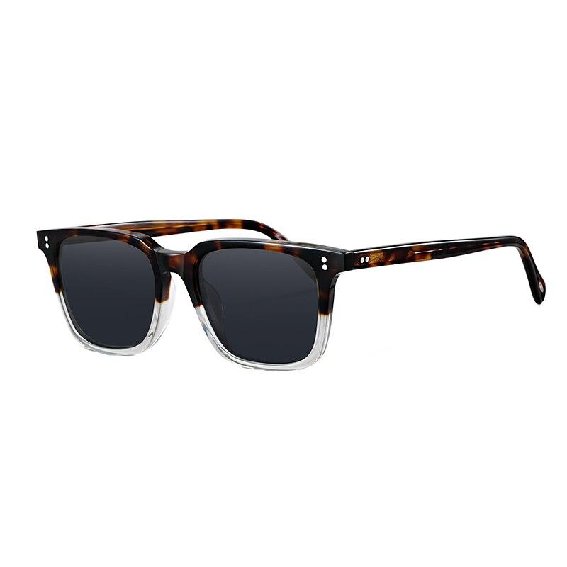 Lunettes de Soleil hommes polarisées Vintage Uv400 haute qualité rétro lunettes de Soleil conduite carré Style lunettes de Soleil Lunette Soleil Homme